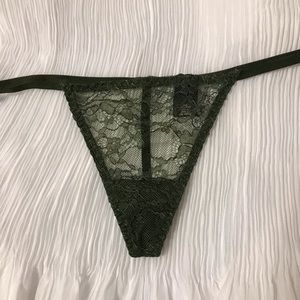 Victoria's Secret Intimates & Sleepwear - V-String Very Sexy Thong Panty One Size G-String